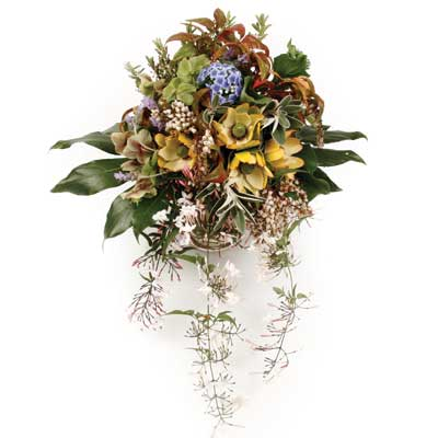 Called: Garden Posy. Description: Classic gardens flowers perfect for the home.