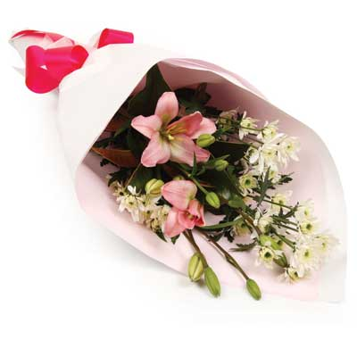Called: Simplicity. Description: A delightful bouquet for that special someone.