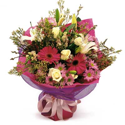 Called: Think Pink. Description: Perfect surprise for that someone special.