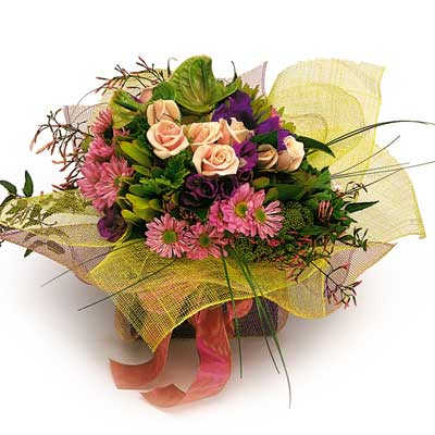 Called: Pretty Posy. Description: Delight that someone special.