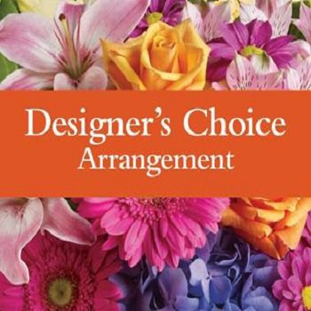 Code: D3. Name:Camberley Florist Arrangement. Description: Let our designer make up a beautiful flower arrangement and have it delivered to any home or office in Camberley. Price: NZD $82.90 - Category: Shop Choice