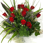 Red Roses, coloured Roses, Single and dozen bunches Hawkes Bay